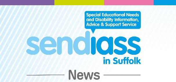 SENDIASS newsletter header